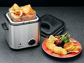 Deep Fryer Snack Size