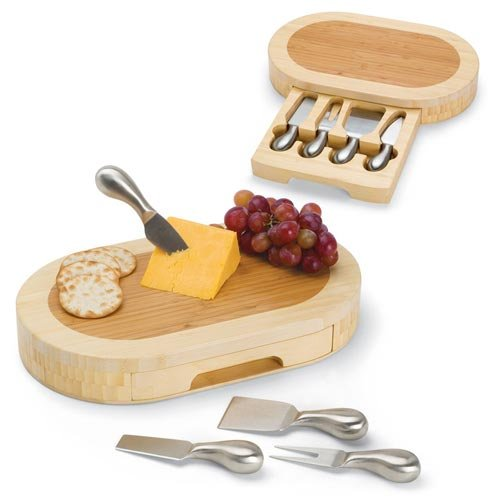 Formaggio Oval Cutting Board