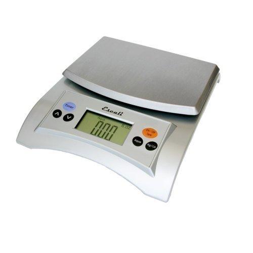 Aqua Digital Scale Silver Grey