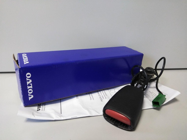 Volvo C30 C70 S40 V50 S60 S80 V70 XC70 XC90 Driver Side Seat Belt Buckle