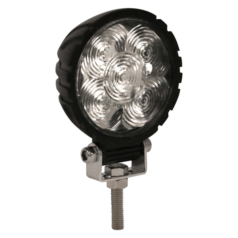 "ECCO (EW2480) Round 3.3"" Spot Beam White LED Worklamp 12-24VDC"
