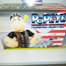 Popeye Motorcycle Chopper Figurine Rare Collectible