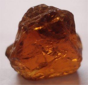 New Golden/Orange Tourmaline - 12.69 CT