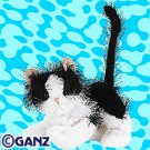 Black & White Cat Webkinz