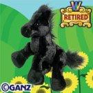 Black Friesian Webkinz