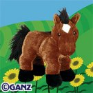 Brown Arabian Webkinz