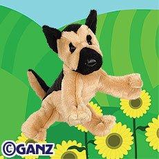 German Shepherd Webkinz