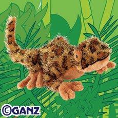 Leopard Lizard Webkinz