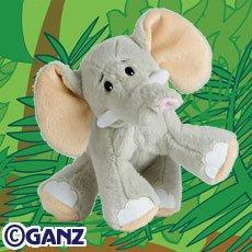 Velvety Elephant Webkinz