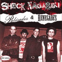 Shock Nagasaki/Straitjacket split 7-inch *color vinyl*