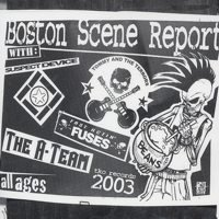 "V/A - ""Boston Scene Report"" CD"