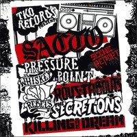 """V/A - """"Sacto Scene Report"""" CD"""