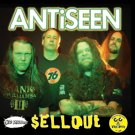 ANTiSEEN/HAMMERLOCK Split 7-inch *bomb pop colored vinyl*