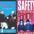 """Hellbenders - Safety Pins """"Split"""" LP"""