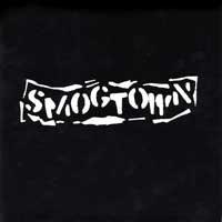 "Smogtown ""S/T"" 7-inch **clear/orange vinyl**"