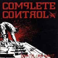 "Complete Control/Krum Bums ""Death Can Wait"" 2x7"" EP"