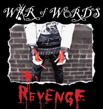 """War of Words """"Revenge"""" 7-inch *black vinyl*"""