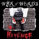"""War of Words """"Revenge"""" 7-inch *white vinyl*"""
