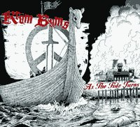 "Krum Bums ""As The Tide Turns"" CD Digipack"