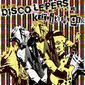 "Disco Lepers/Kermit's Finger ""split"" 7-inch **import**"