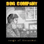"Dog Company ""Songs of Discontent"" LP (CD included) **Yellow Vinyl**"