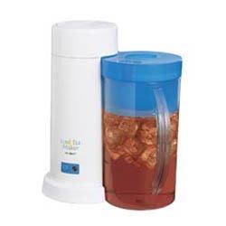 2qt Iced Tea Maker- Blue