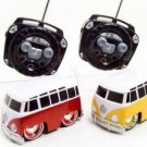 Remote Control Volkswagen Microbus Chub City Rc 2 Pieces To Play Together