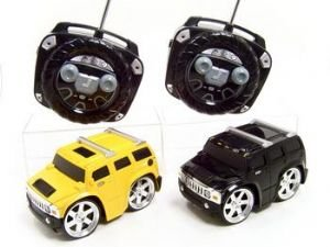 Remote Control Hummer H2 Chub City Rc 2 Pieces To Play Together
