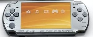 Sony Psp New Slim System - Silver Color