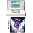 Nintendo Ds Lite (polar White) Bundle With The Legends Of Spyro A New Biginning