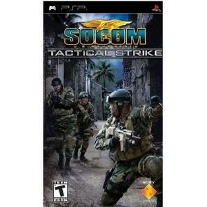 Socom U.s. Navy Seals Psp