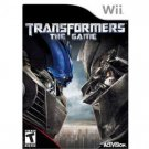 Transformers Wii