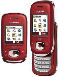 Benq-Siemens Al21 Gsm Unlocked Tri Band Phone (red)