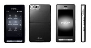 Prada Phone Lg Ke850 Prada Cell Phone -Gsm- (unlocked) Tri Band