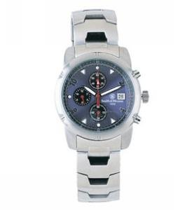 Smith & Wesson Watch Stainless Chronograph Blue