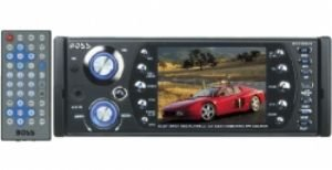 Boss Audio Bv7950 In-Dash 3.5 Widescreen Monitor With Am/fm Dvd/mp3/cd Receiver