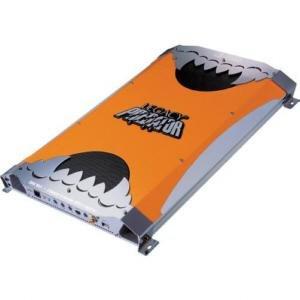 Legacy La1868 2 Channel 2000 Watt Bridgeable Mosfet Amplifier