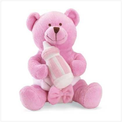 Its A Girl Teddy Bear