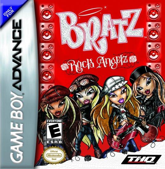 Bratz Rock Angelz - GBA