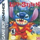 Disney Lilo & Stitch - GBA