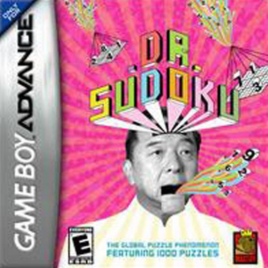 DR SUDOKU GBA