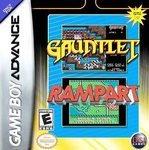 Gauntlet/Rampart - GBA