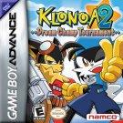 Klona 2 Dream Champ - GBA