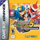 Mega Man Battle 5 Protoman - GBA