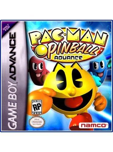 Pacman Pinball - GBA