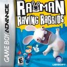 RAYMAN RAVING RABBIDS GBA