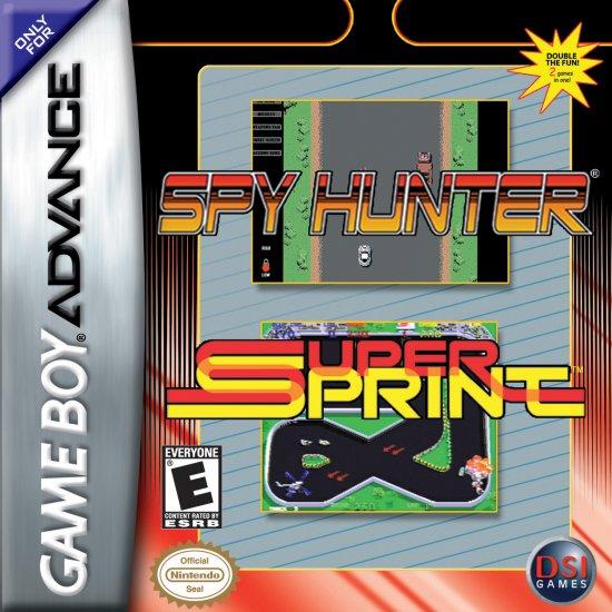 Spy Hunter/Super Srint - GBA