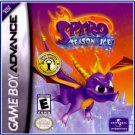 SPYRO SEASON OF ICE GBA