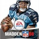 PS2-JOHN MADDEN NFL 08