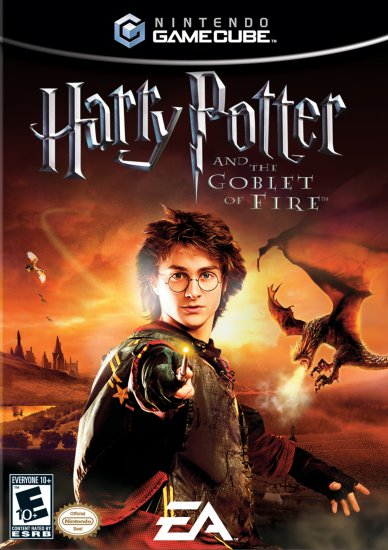 HARRY POTTER AND GOBLET GC